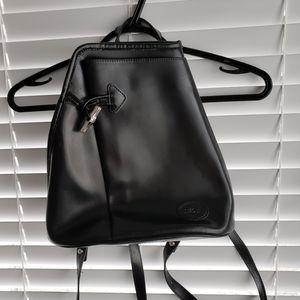 Project Bag: Vintage Longchamp Roseau Backpack